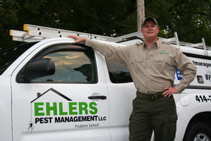 Residential and Commercial Pest Management