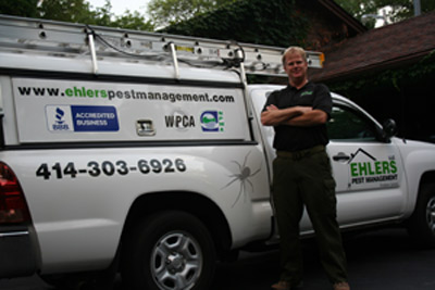 Best Pest Control Services in Milwaukee County and Beyond, Rodents, Bed Bugs, Cockroaches, and more.